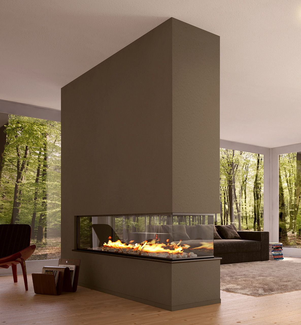 Gas Fireplaces - The Fireplace Place, Fairfield, NJ